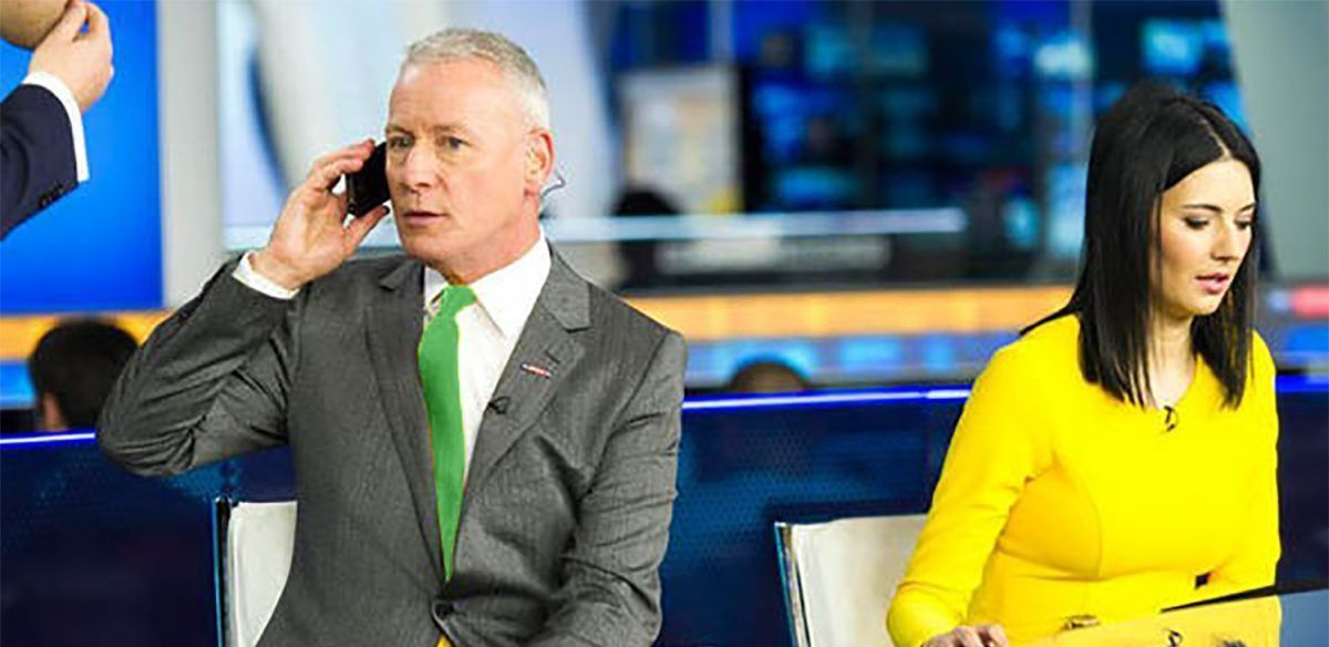 Sky Sports Man Delivers Sobering Reality Rant to Ibrox