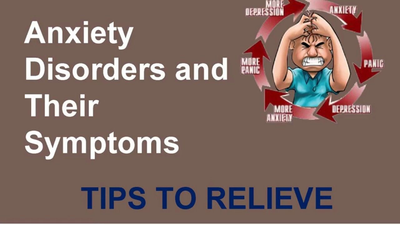 Treatment for anxiety - Anxiety Disorder Symptoms Causes Types Prevention And Treatment Video