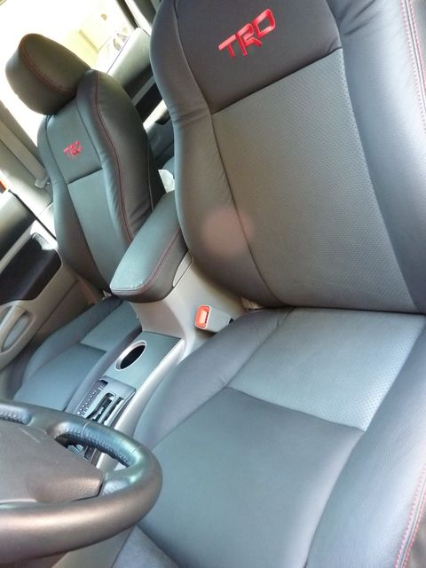 Astonishing Need Input For My Katzkin Leather Seats Toyota Tacoma Short Links Chair Design For Home Short Linksinfo
