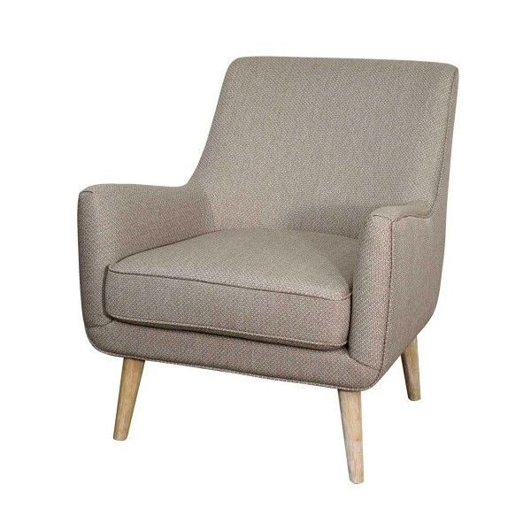 The epitome of a true accent chair the Faris has all the flair you would expect but it's still simple and clean design won't overpower the room. Made Of Solid B