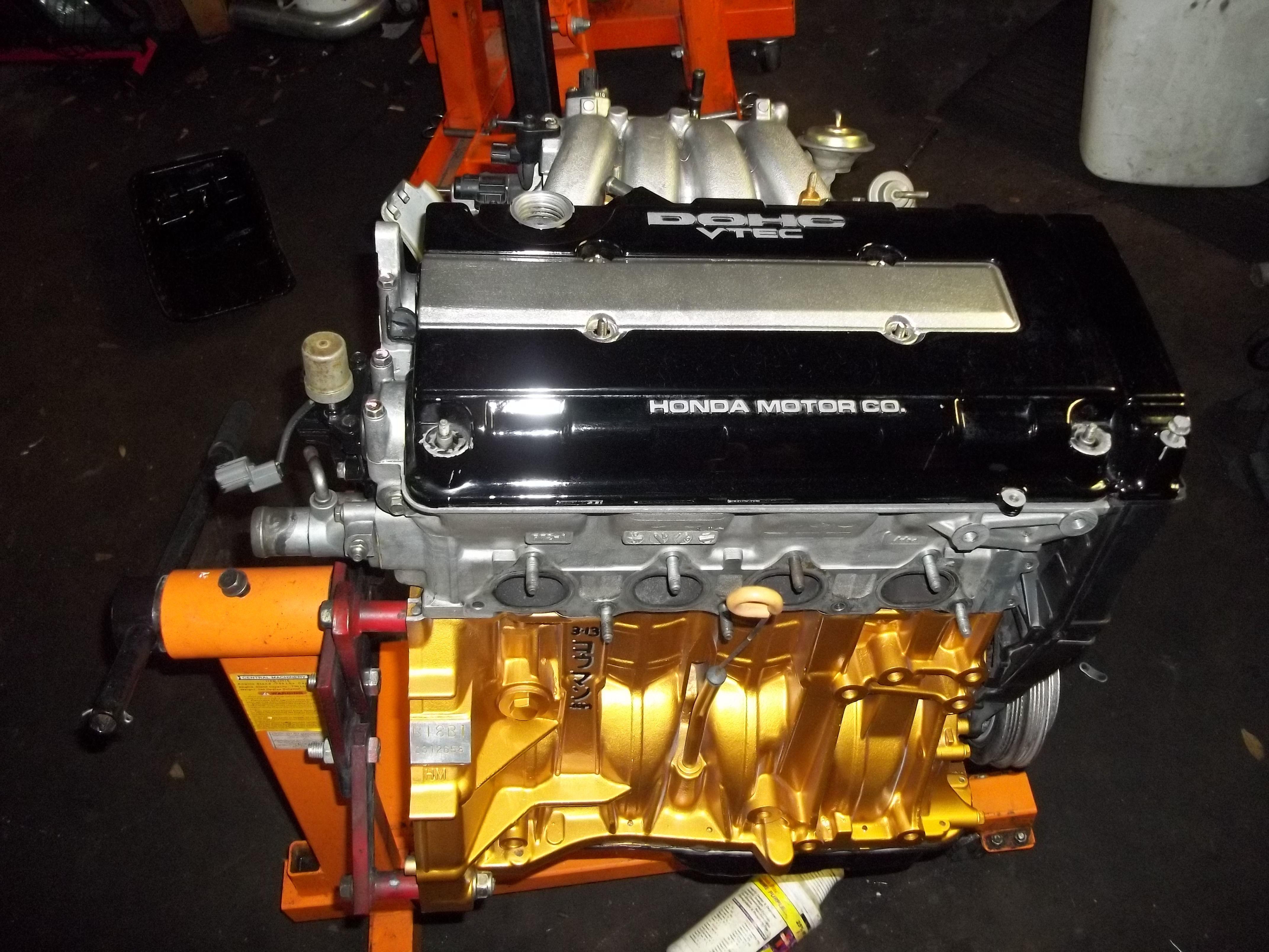 Custom LS GSR Vtec HCP  custom civic build b18 b16 jdm turbo