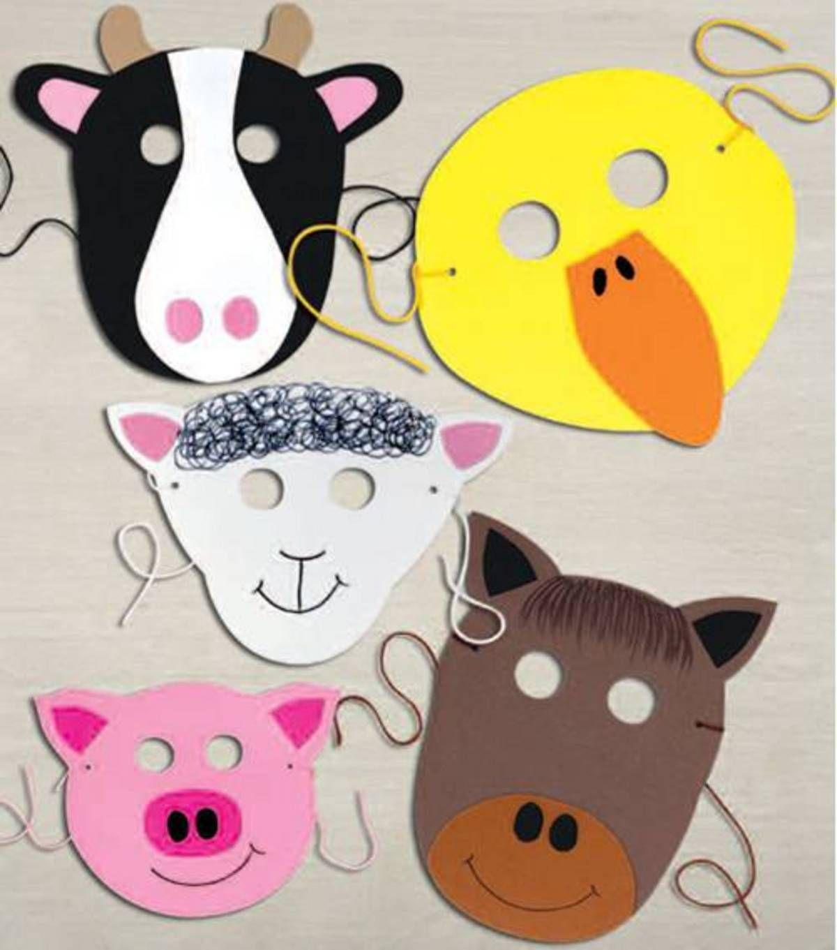 Craft Foam Animal Masks Amp For Babies Amp Kids At Joann