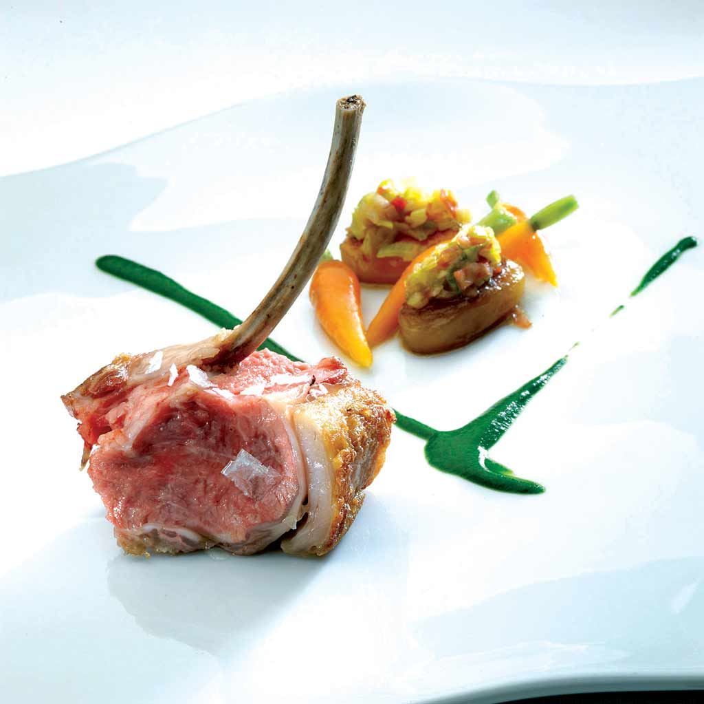 Plato De Alta Cocina Fotografía De Comida Recetas De