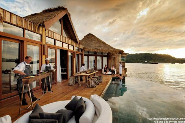 SONG SAA Private Island_Les plus beaux HOTELS DESIGN du monde