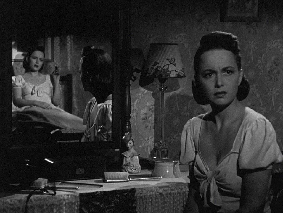 The Dark Mirror (1946)   Olivia de Havilland