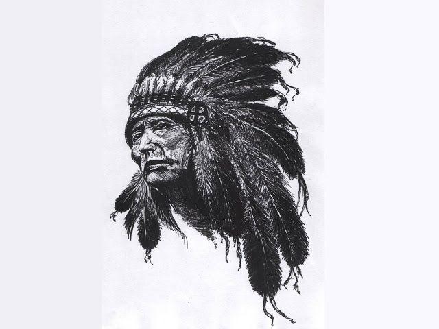 11 Beautiful Red Indian Tribal Tattoo Design Wallpapers Kromis Indian Chief Tattoo Indian Tattoo Indian Tribal Tattoos