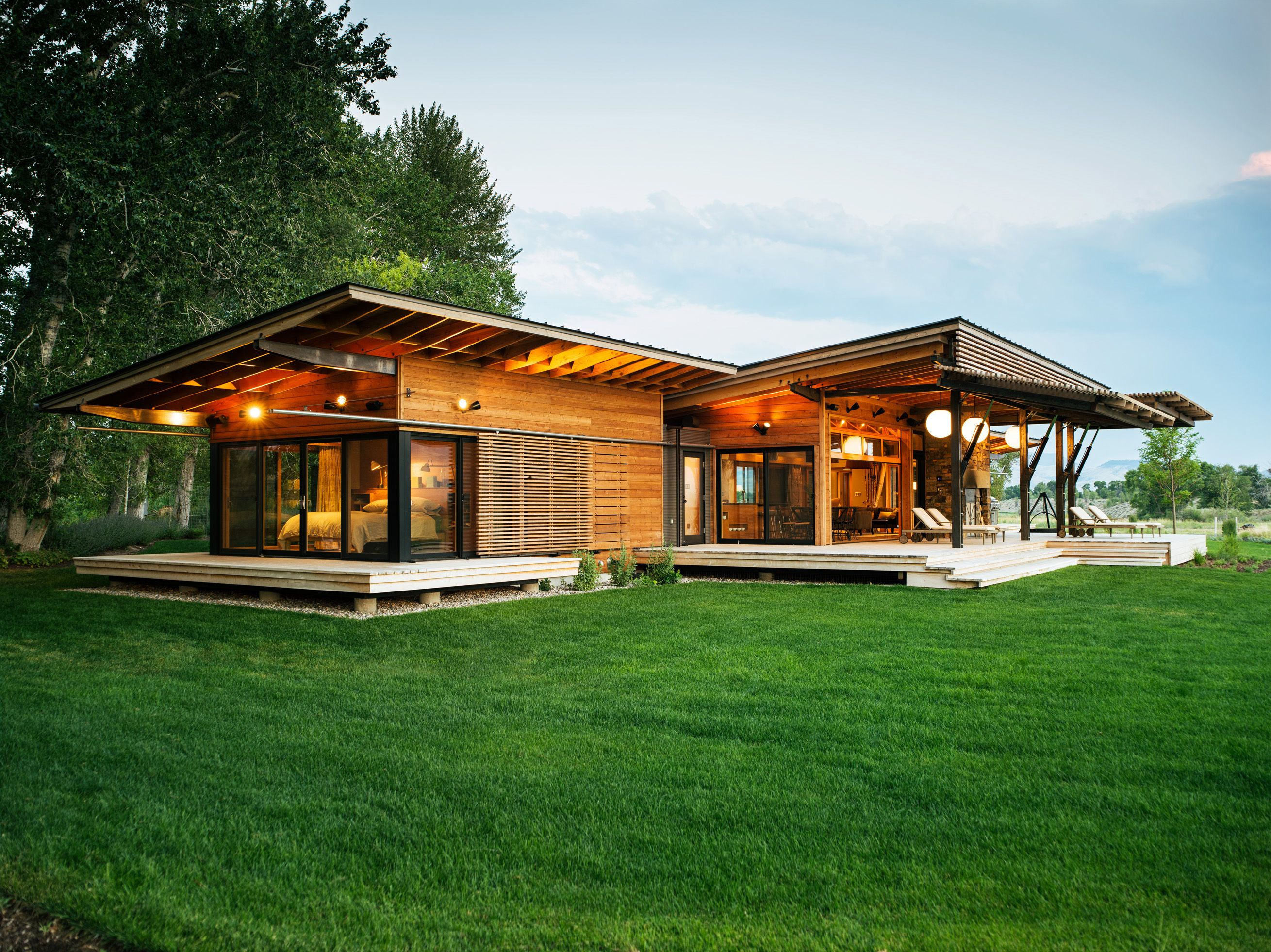 A Western design classic in the making | Ranch style homes ...