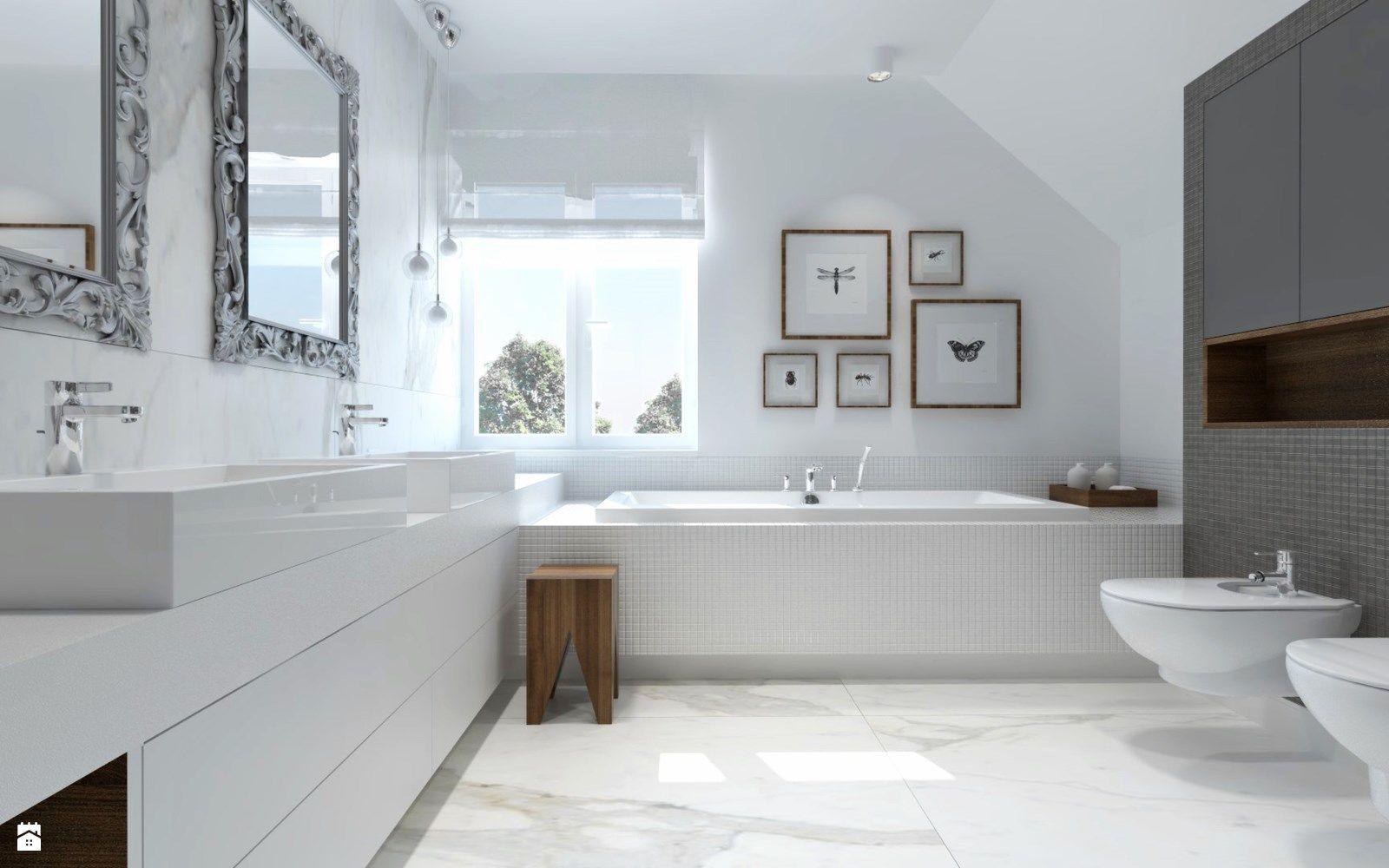 Zdjęcie łazienka Styl Eklektyczny łazienka Styl