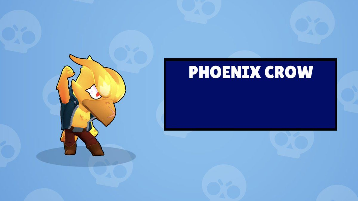 Brawl Stars Crow Wallpapers With Images Crow Fantastic