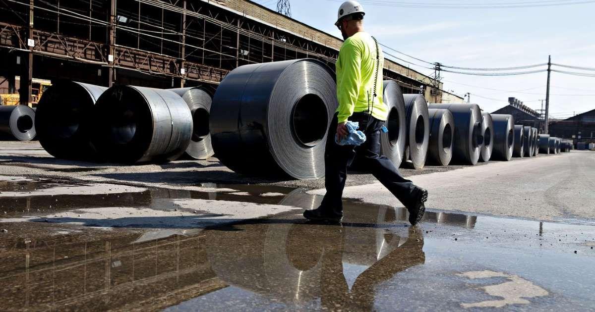 Charles koch says trump tariffs could trigger us