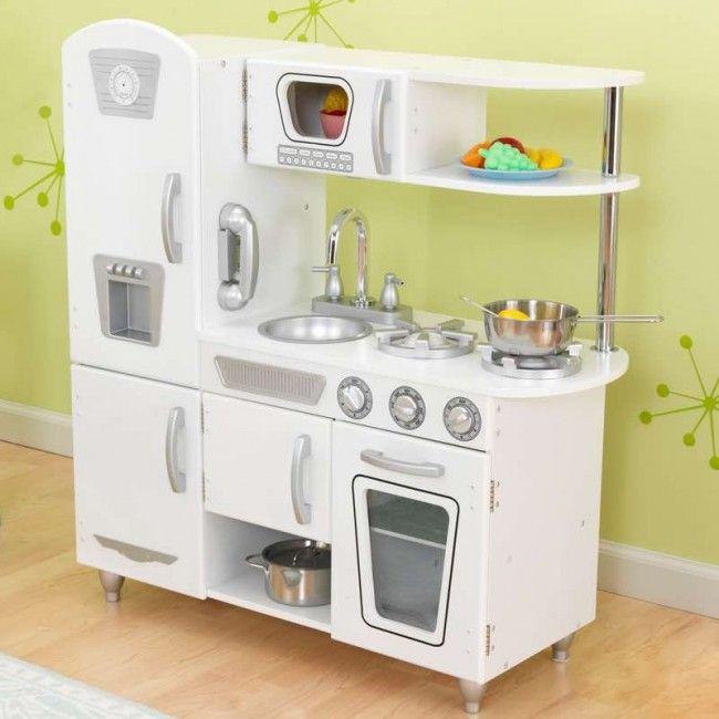 kidkraft - white vintage kitchen | kidkraft vintage