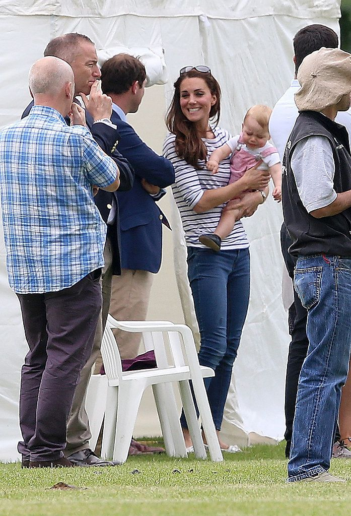 June 15, 2014 - Prince George Is on the Move — See Him Crawl on Father's Day!
