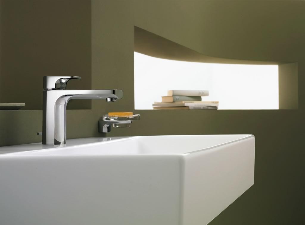 Tu baño moderno con Grifería de Baño CULT Villeroy \ Boch #zenth - villeroy und boch armaturen küche