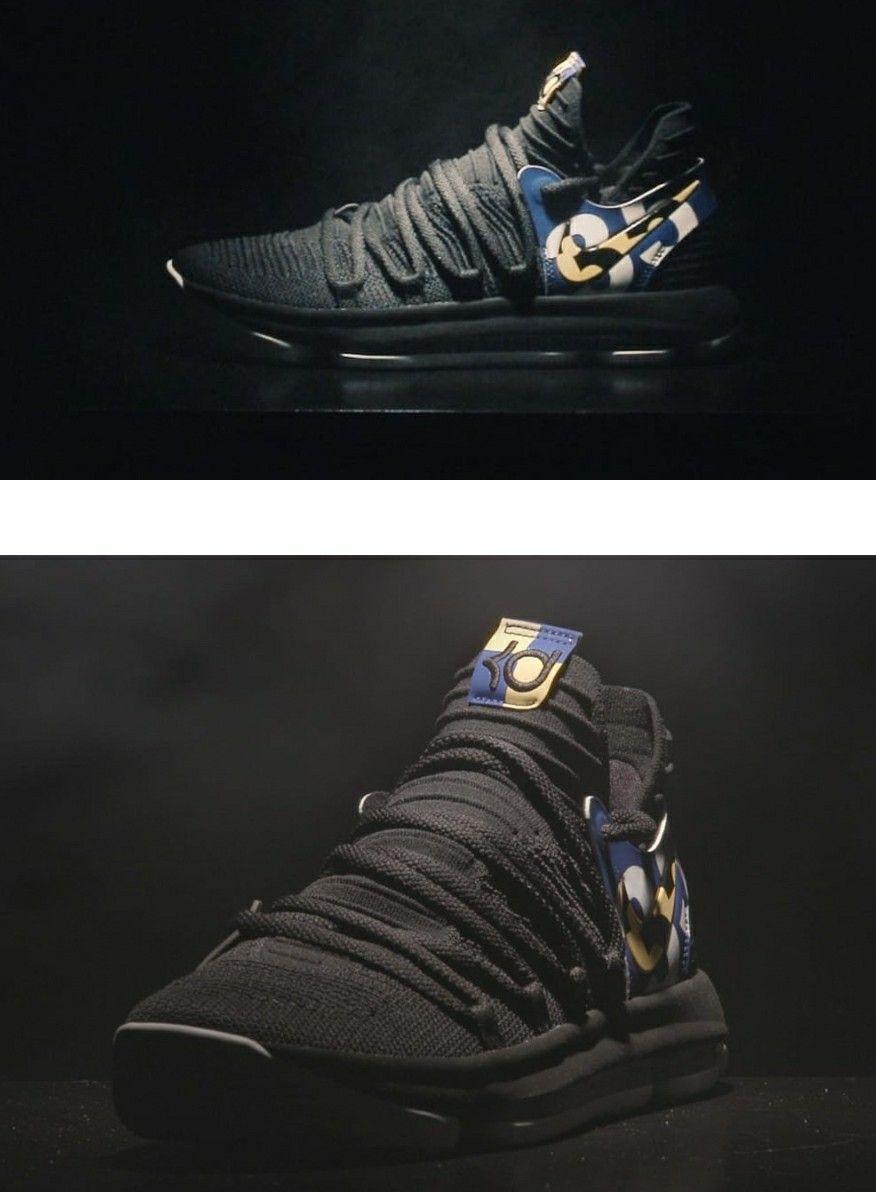 Nike KD 10 PE | Streetwear shoes