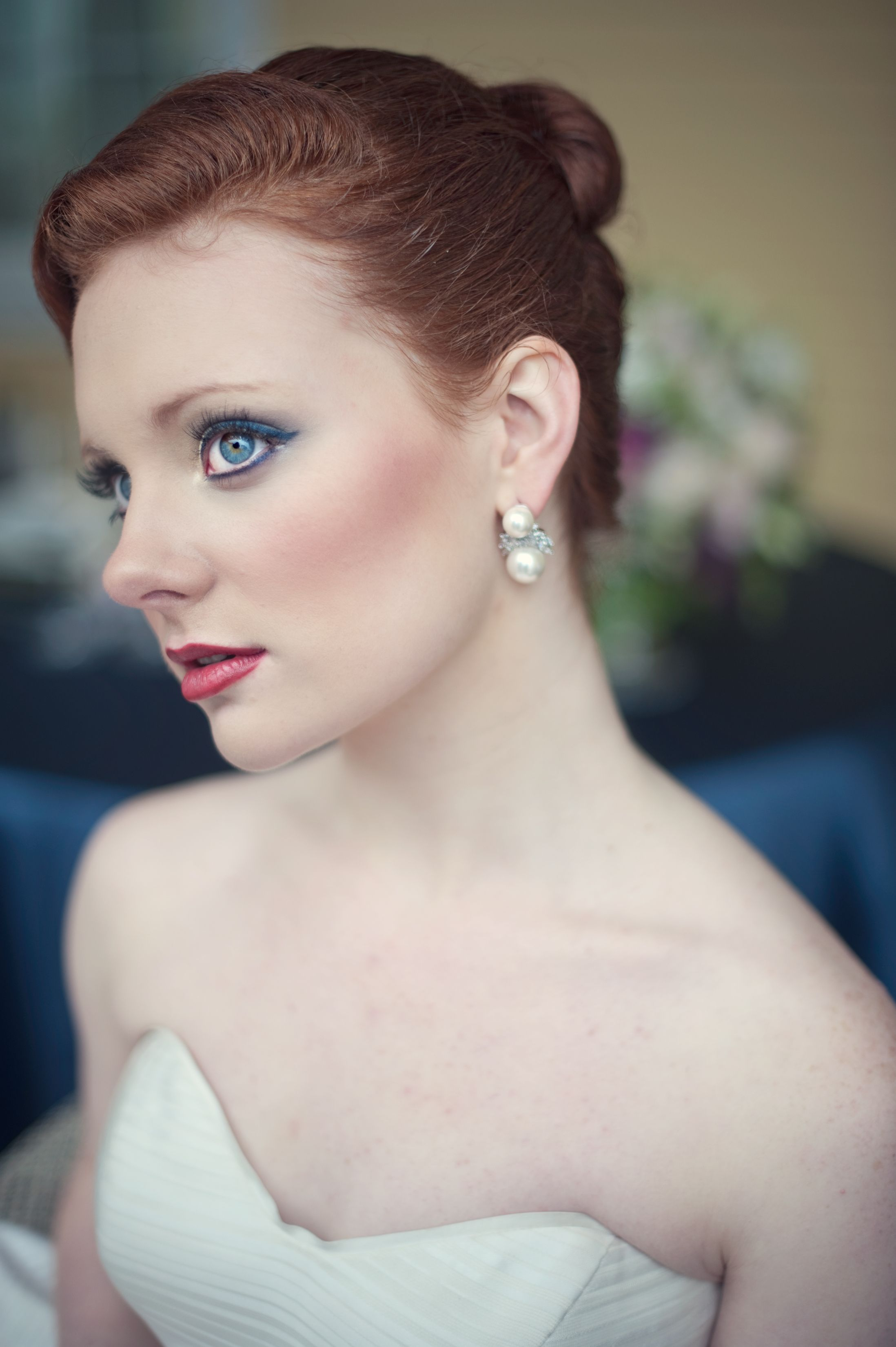 Priscilla of boston wedding dresses  Photography Carla Ten Eyck Fashion Styling Beth Chapman  The