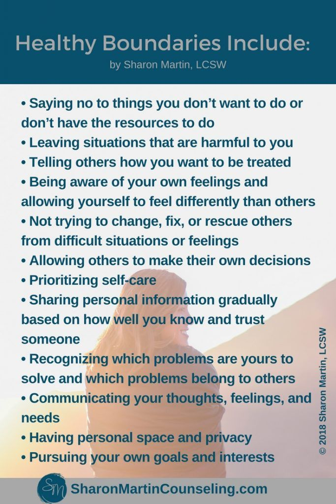 Boundaries: The Solution for Feeling Overwhelmed - Sharon Martin, LCSW Counseling San Jose and Campbell, CA
