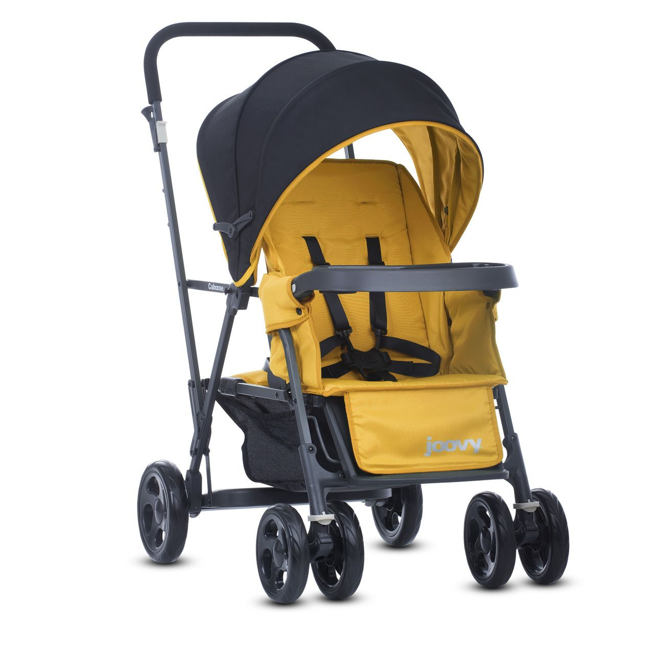 Caboose Sit and Stand Stroller Double baby strollers