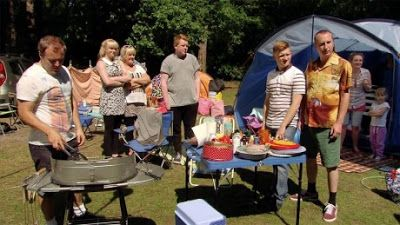 Coronation Street Blog: Pics: Look back at our favourite Corrie camping tr...