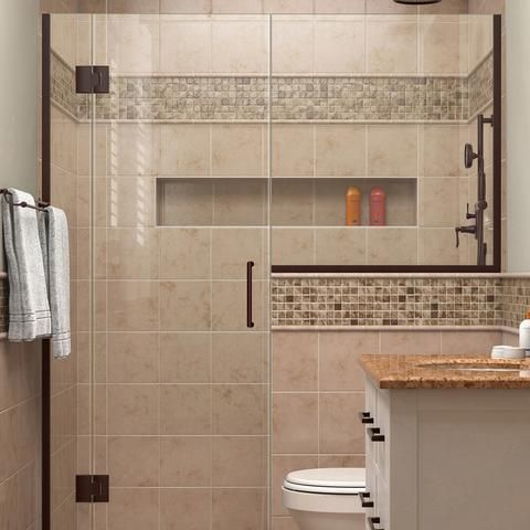 Choose the perfect solution for a bathroom remodel or tub-to-shower ...