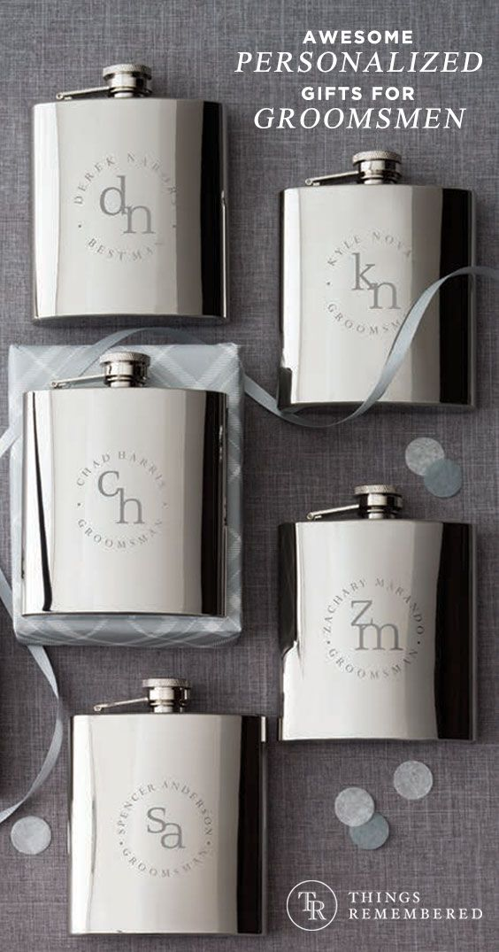 Personalized New Arrivals For Him Gifts At Things Remembered Wedding Groomsmen Gifts For Wedding Party Groomsman Gifts