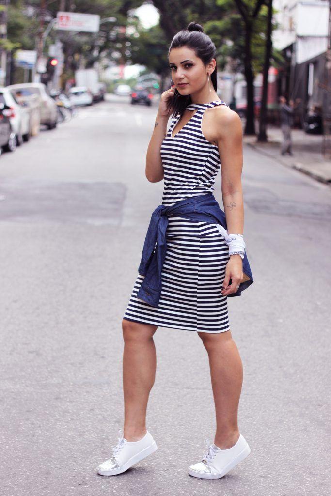 Luana Balbine ॐ | Ideias fashion, Vestidos, Looks