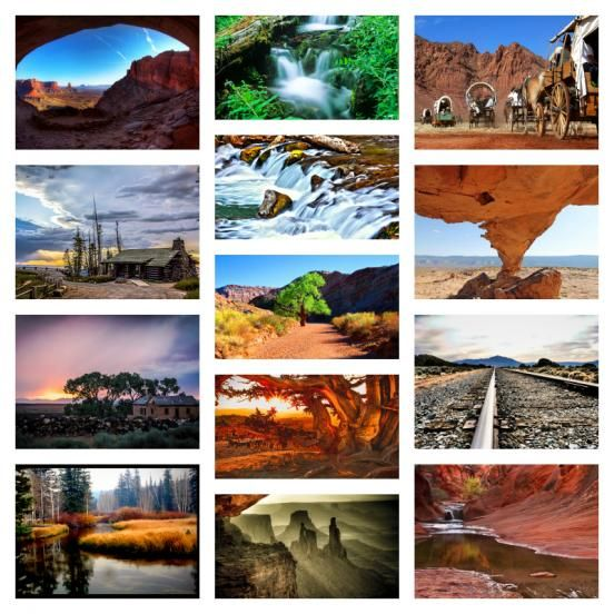 Vote for your favorite Southern Utah photo.