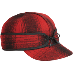 Stormy Kroner Store Ironwood Michigan Winter Hats For Men Stormy Kromer Red And Black Plaid