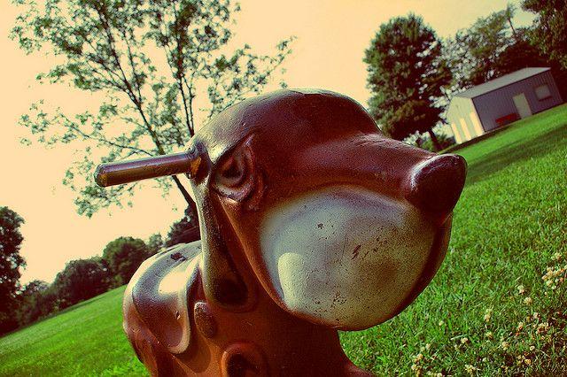 Crowder Park, Bethany, Illinois. Dog park, Dog lovers