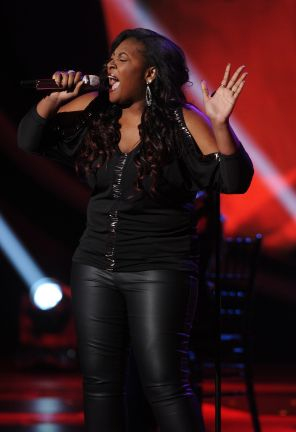 American Idol 2013 Top 10: Candice Glover Performs (VIDEO) | Reality Rewind  Candice is a native Gullah/Geechee of St. Helena Island, SC in the Gullah/Geechee Nation.