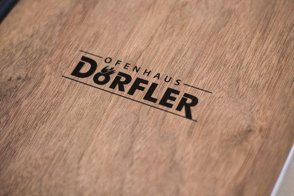 Ofenhaus Dörfler ofenhaus dörfler imagebroschüre mit holzveredelung broschüren