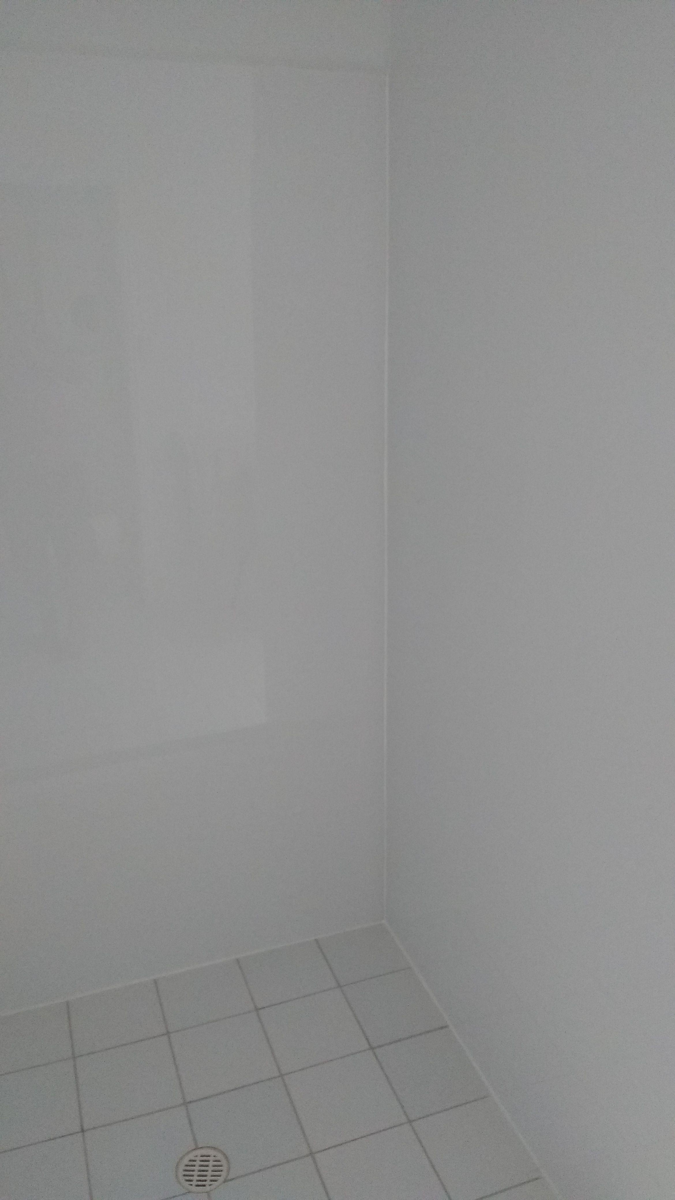 Our Acrylic Splashbacks Can Go Straight Over Existing Tiled Walls Just Like These Splashback Panels Have No Si Acrylic Splashbacks Shower Wall Splashback