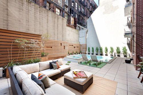 Deco  Photo terrasse, balcon - Photo Deco Maison - Idées decoration