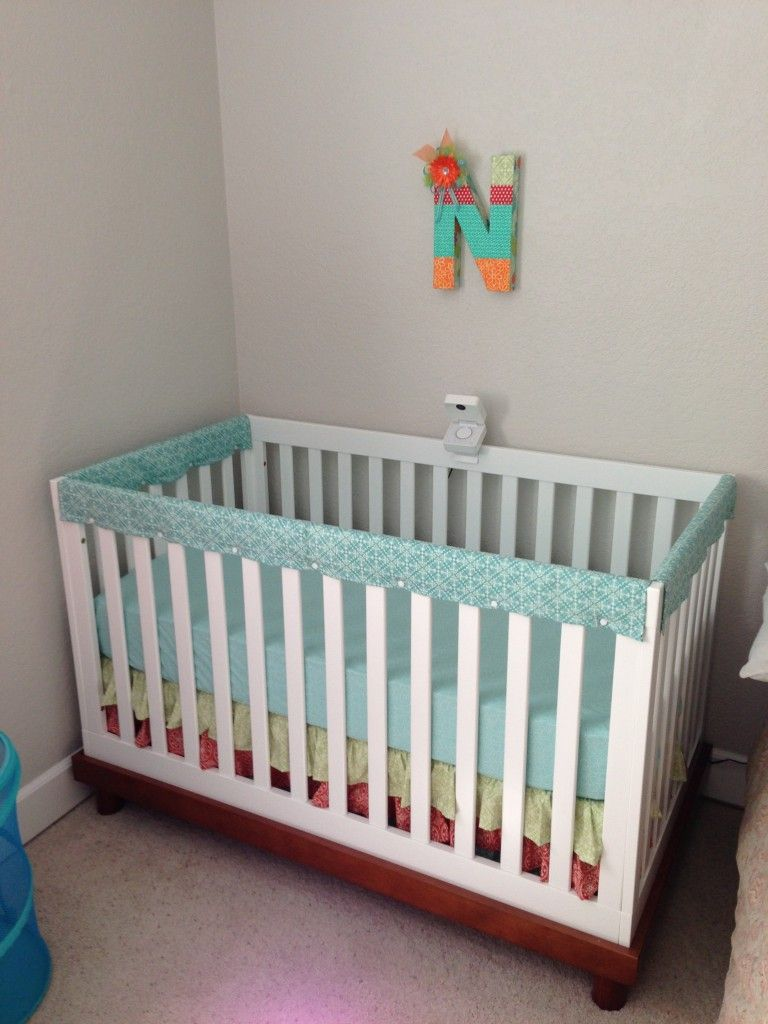 Crib Rail Covers Creativity Sewing Projects And Ideas Creative