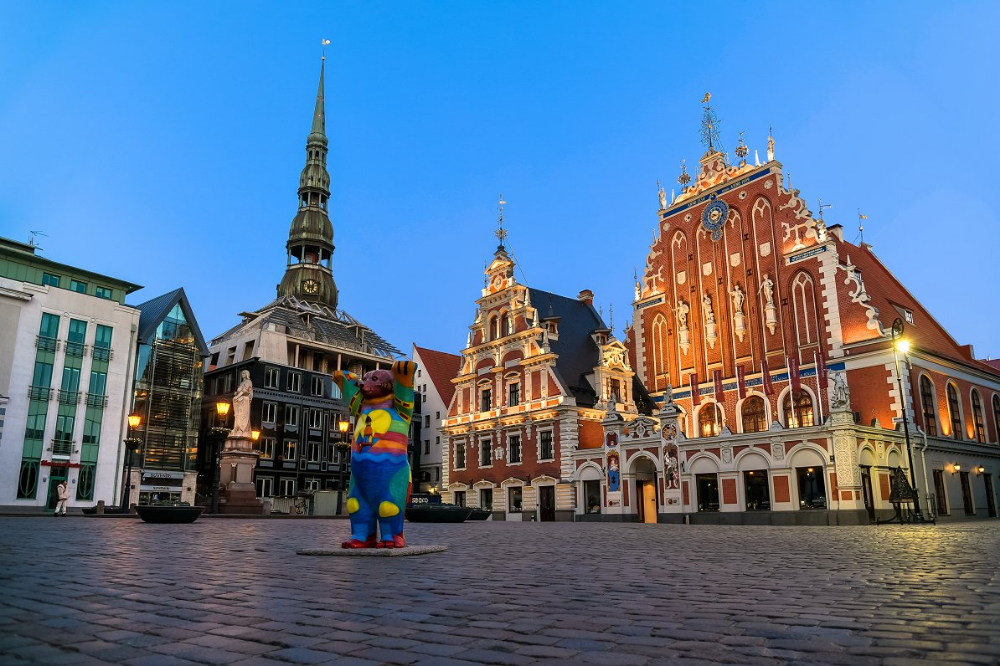 For The First Time Riga Has Been Included In The Annual List Of The World S Best Student Cities Compiled By The British Quacquarelli Symonds Riga City Vilnius
