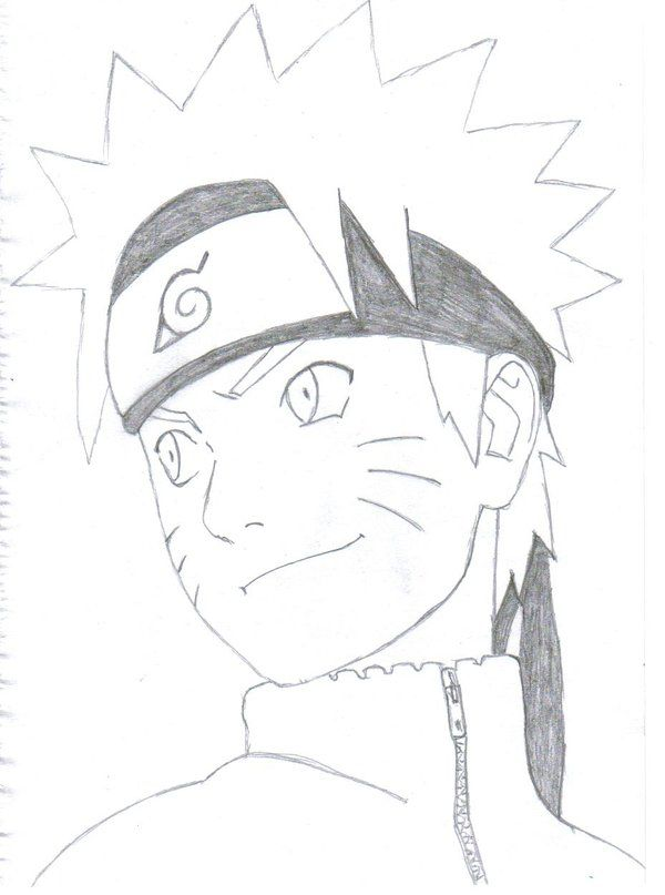 Naruto Shippuden Anime Drawings Sketches Naruto Sketch Drawing Naruto Drawings Easy