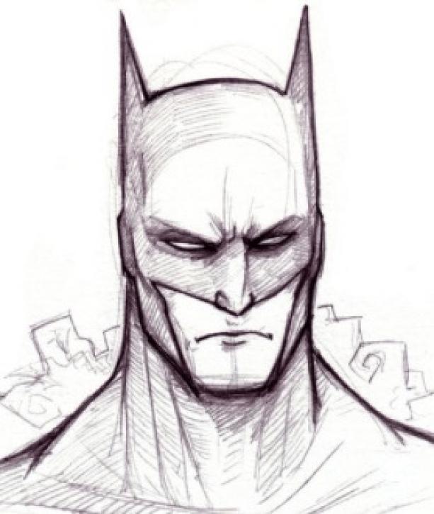 Batmanby Ericc262 Pencildrawing Pencil Drawing Cartoon Batman Art Drawing Batman Drawing Batman Canvas Art