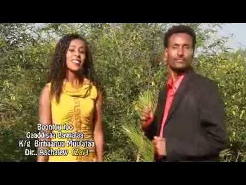 New, Oromo/Oromia Music - Gaaddisaa Baqqalaa - Boontuu too | Oromia