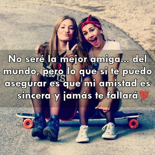 Frases BFF