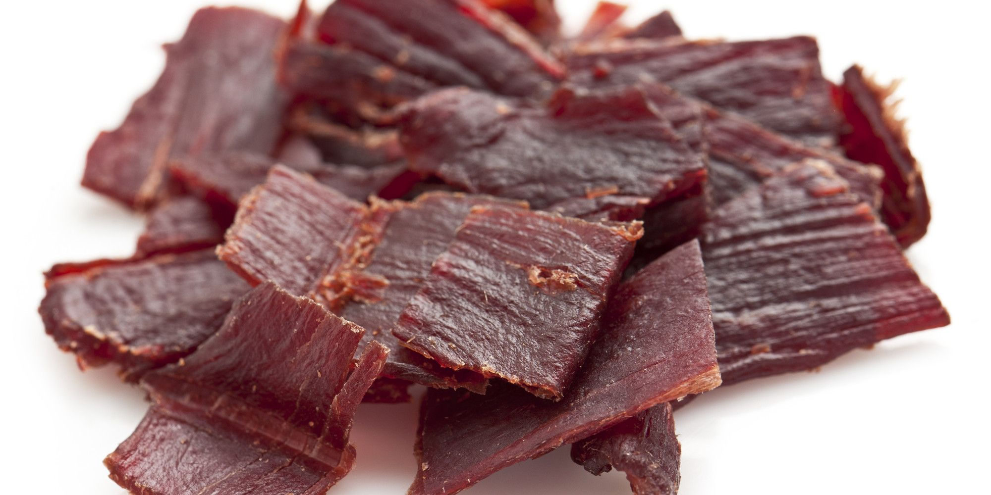 육포 (Jerky - dried and salty beef)