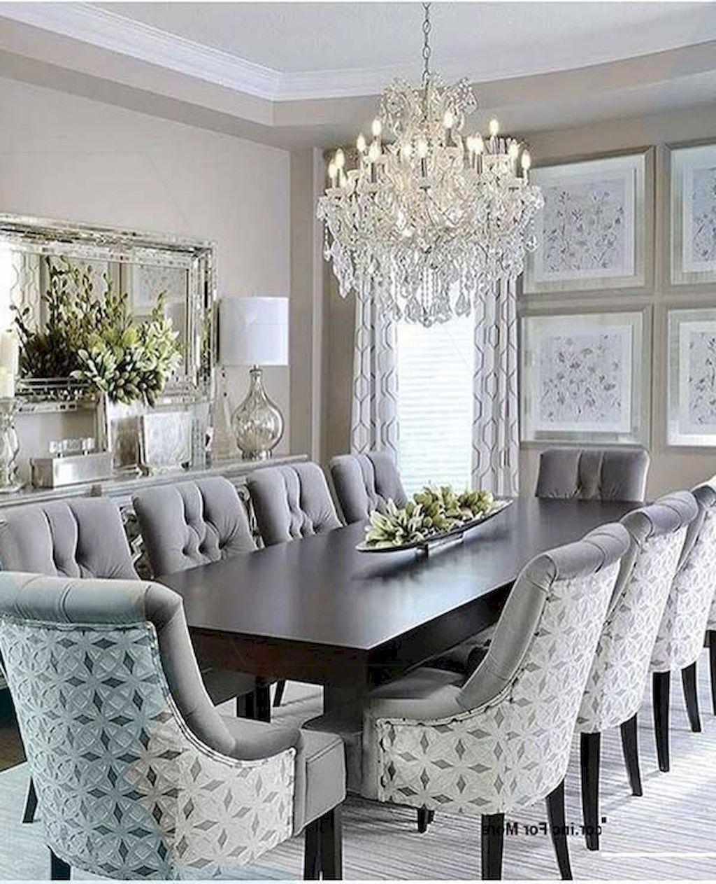35 Luxury Dining Room Design Ideas: Best Tips Choosing Dining Room Furniture