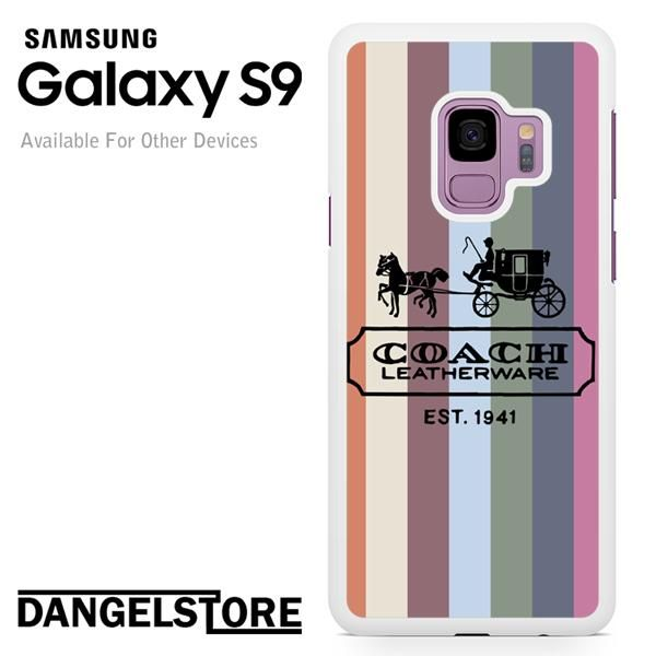 new product 97145 54bd4 coach pattern 3 for Samsung Galaxy S9 | Samsung Galaxy S9 Case