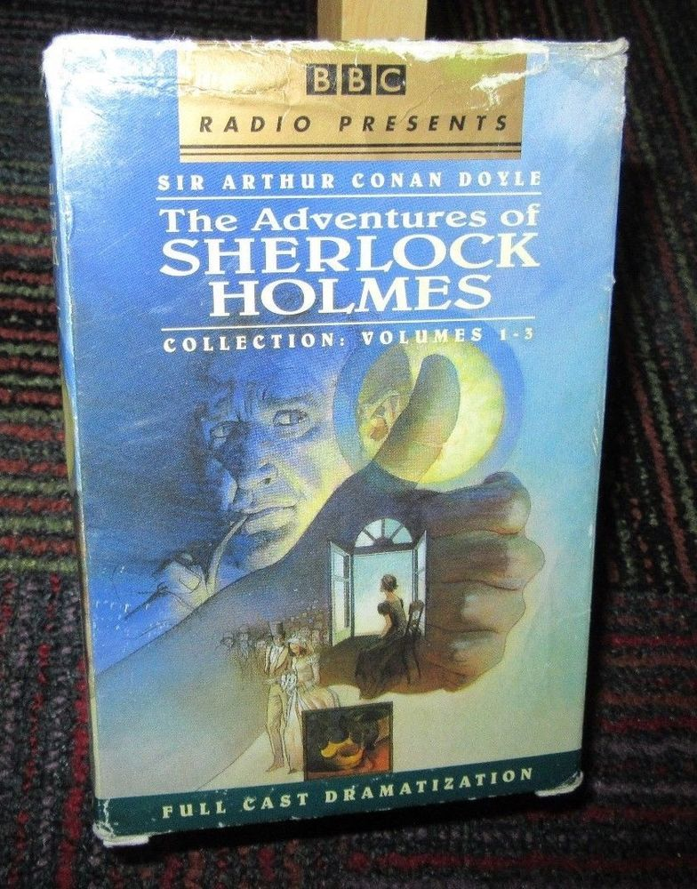 BBC RADIO:ADVENTURES OF SHERLOCK HOLMES-COLLECTION: VOL 1-3
