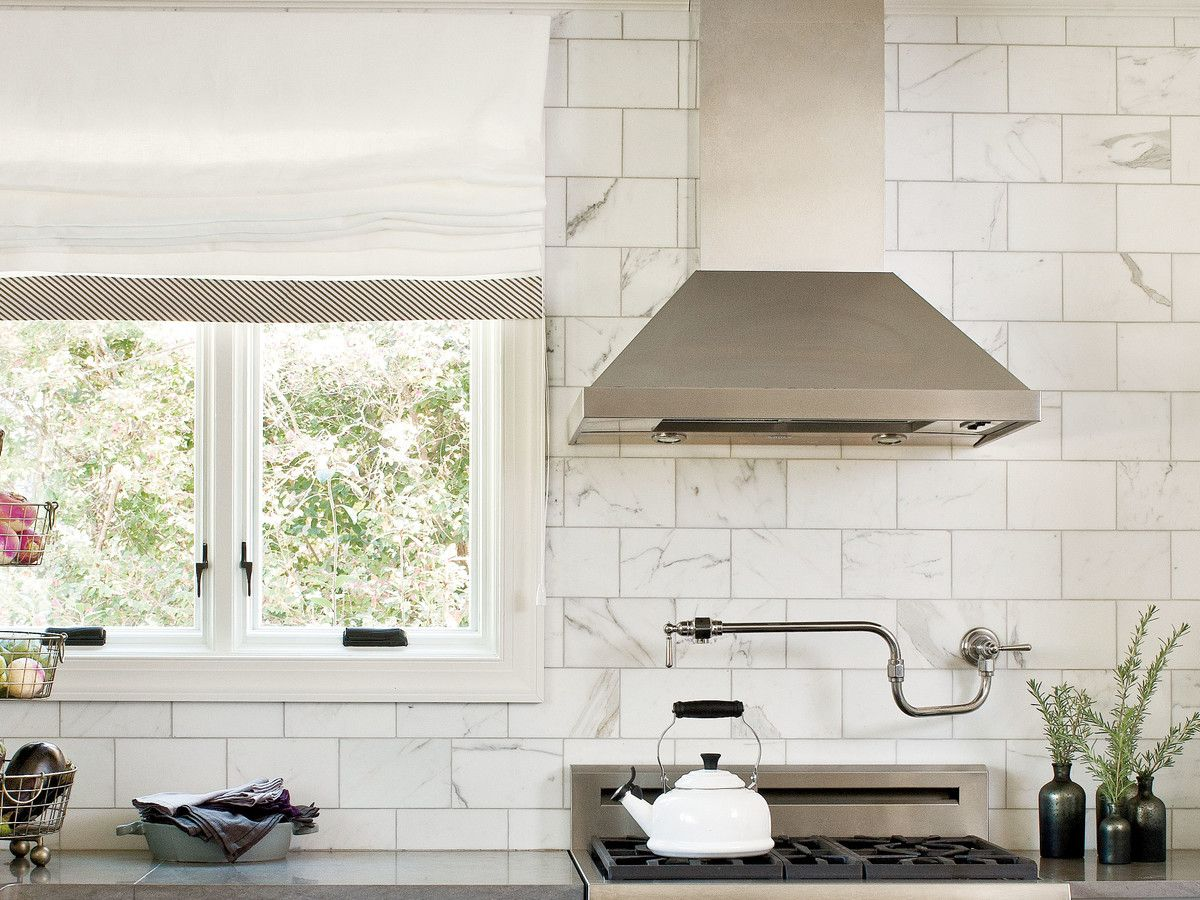 10 Classic Backsplash Options That Aren T White Subway Tile With