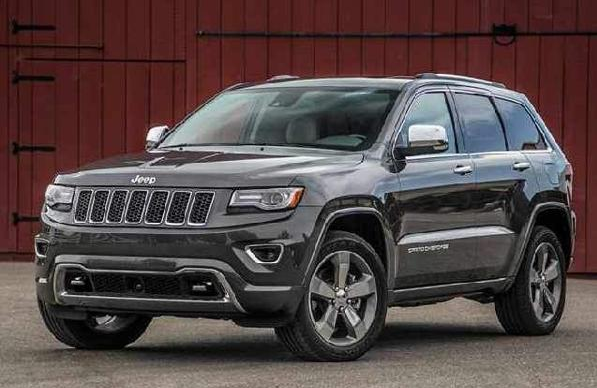 2018 Jeep Grand Cherokee Redesign Specs And Price Jeep