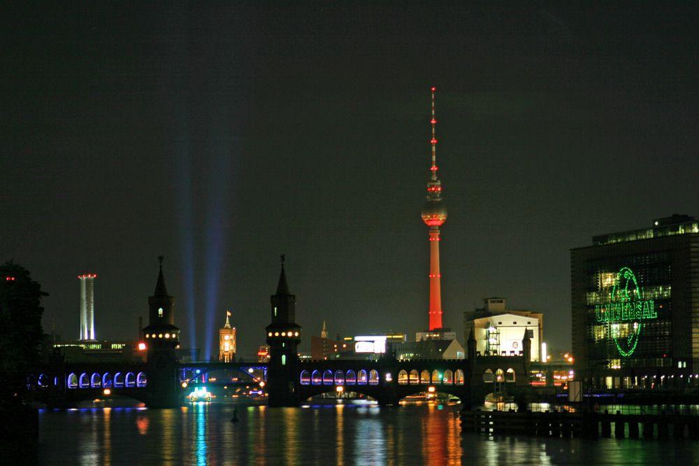 Oberbaumbrücke von Klaus-Dieter Brunk - Berlin