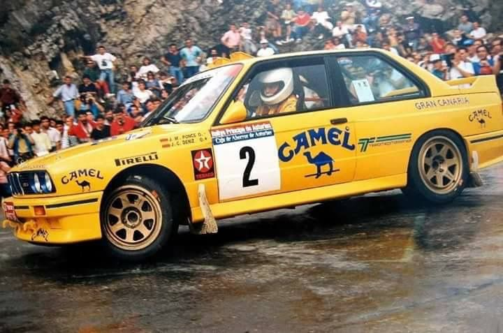 Como Acabar Con Las Viboras Jose Maria Ponce Coche De Rally Coches Autos