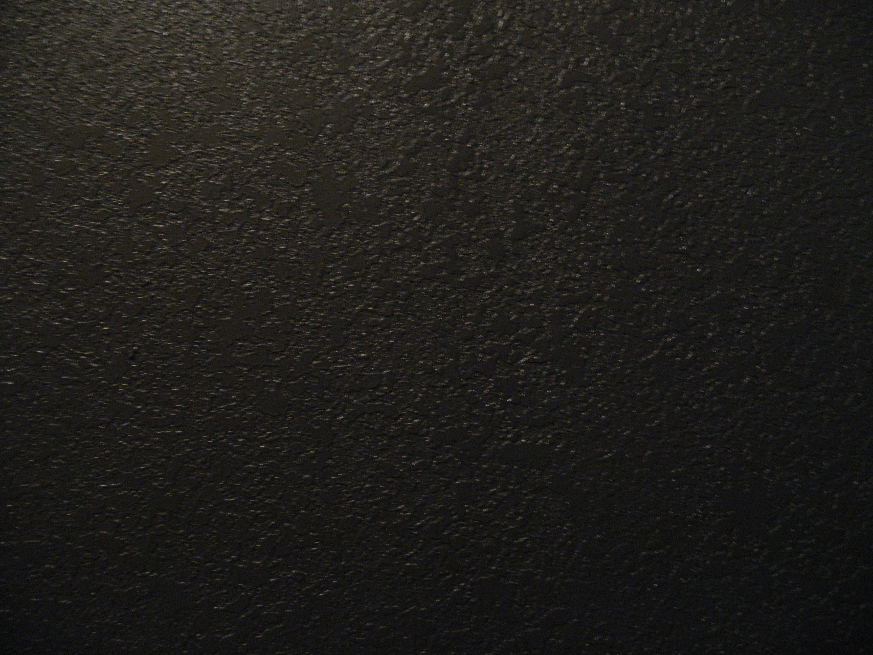 Black Painted Wall black-paint-plaster-interior-wall-2 | texture | pinterest