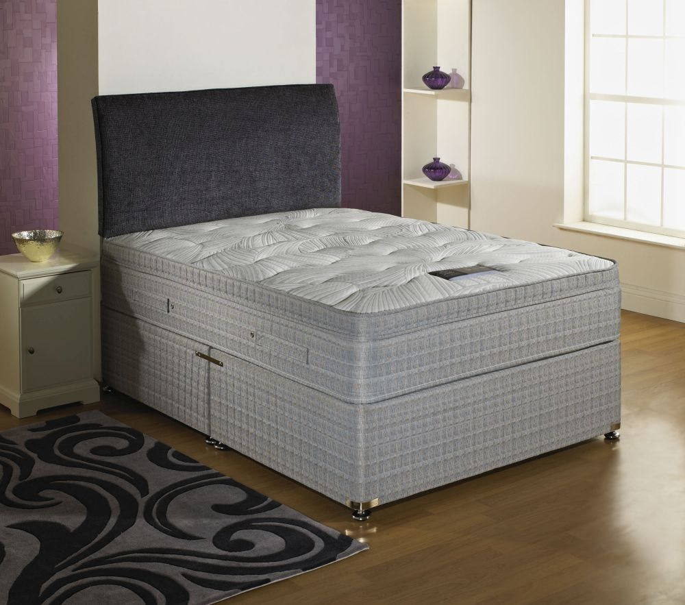 Dura Beds Mattress Dura Beds Savoy Pocket Divan Bed 499 Beds Mattress Bedroom