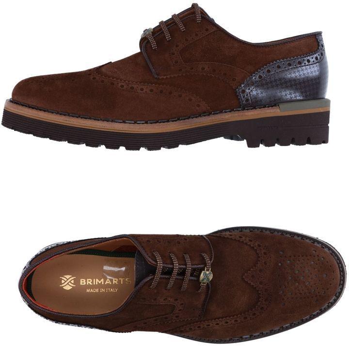 FOOTWEAR - Lace-up shoes Brimarts E7X7qX