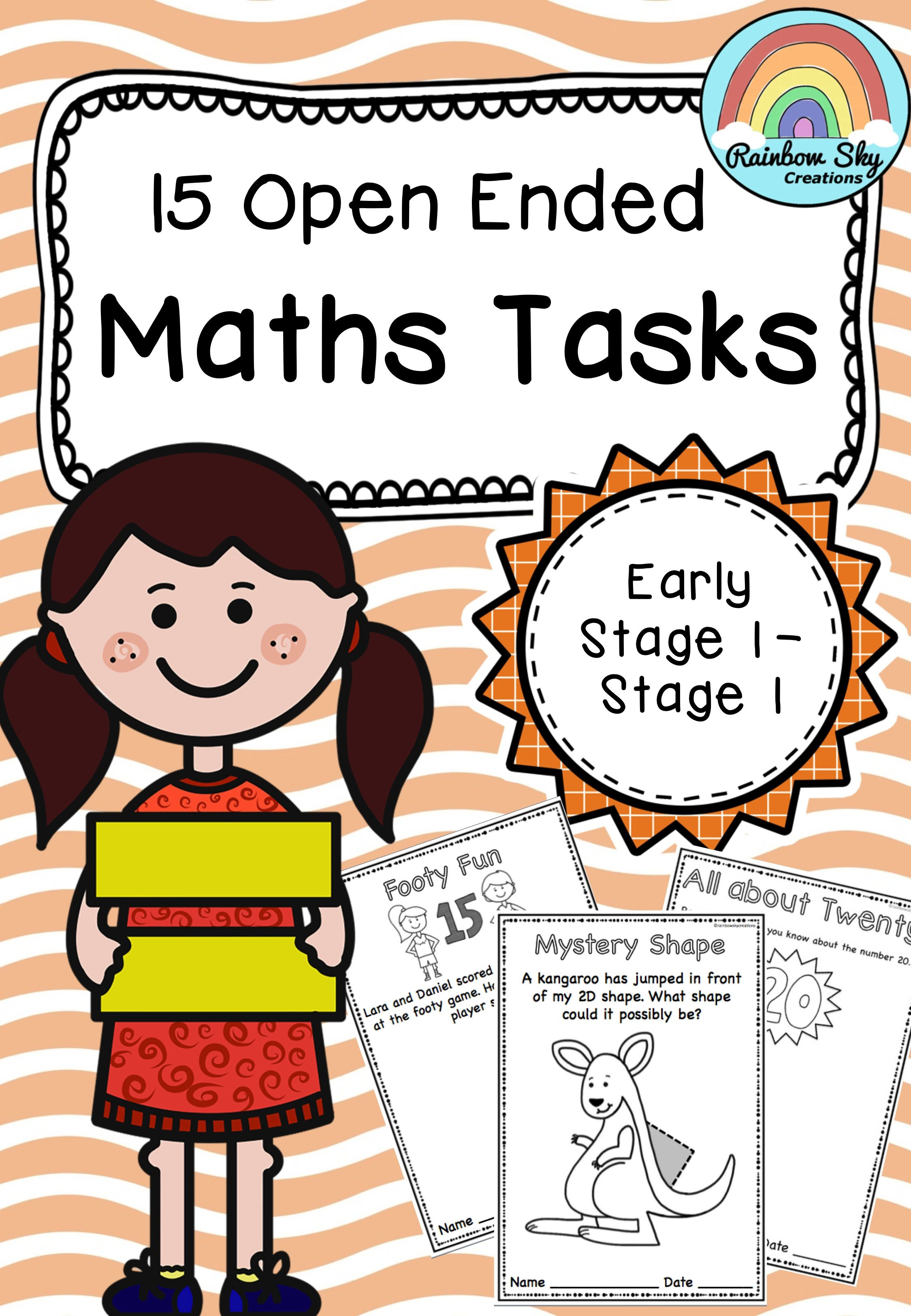 15 Open Ended Maths Tasks Suited To Students In